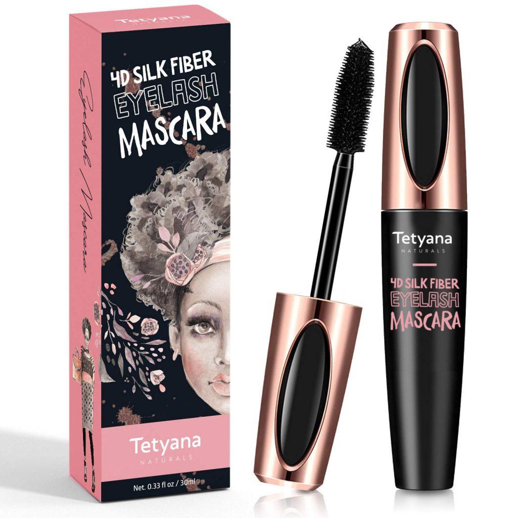 Tetyana Naturals 4D silk fiber lash Mascara